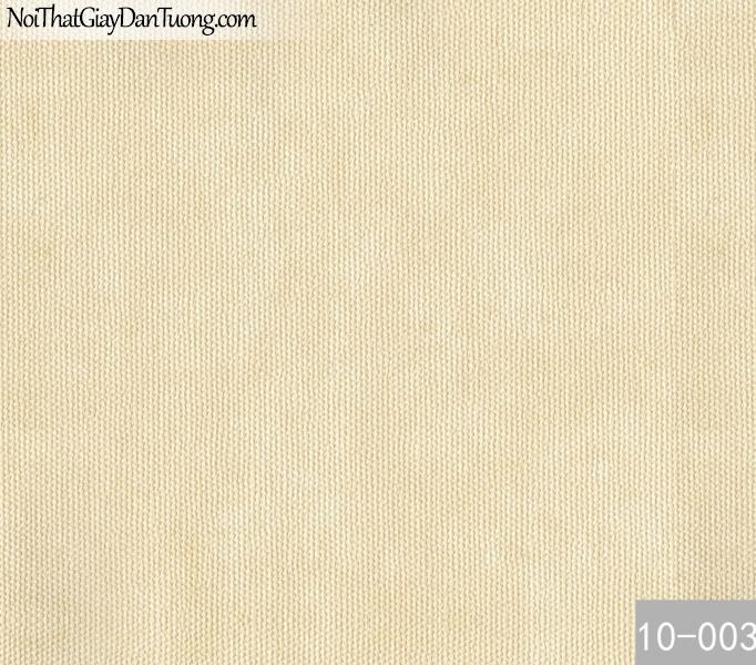 PLAIN, Giấy dán tường PLAIN 10-003, Giấy dán tường trơn, màu vàng kem, bán giấy dán tường ở quận 5