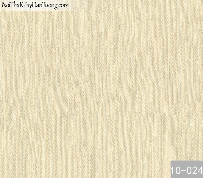PLAIN, Giấy dán tường PLAIN 10-024, Giấy dán tường trơn, màu vàng kem, bán giấy dán tường ở quận 10