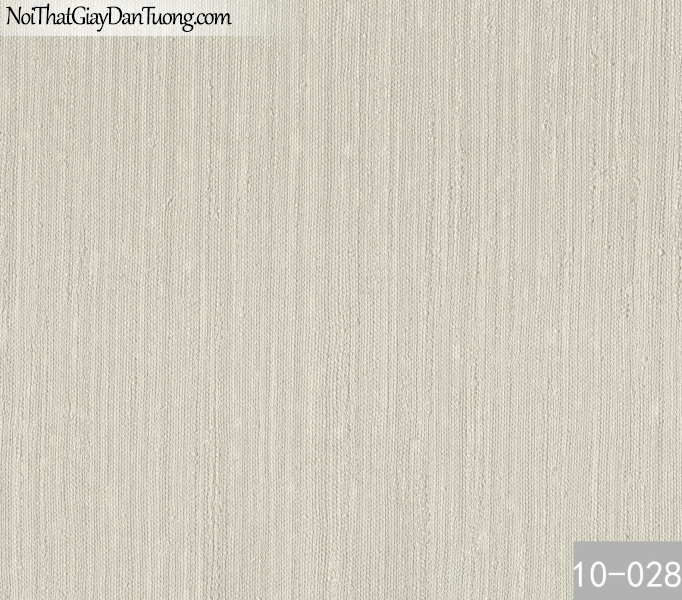 PLAIN, Giấy dán tường PLAIN 10-028, Giấy dán tường trơn, màu nâu trắng, bán giấy dán tường ở quận 6
