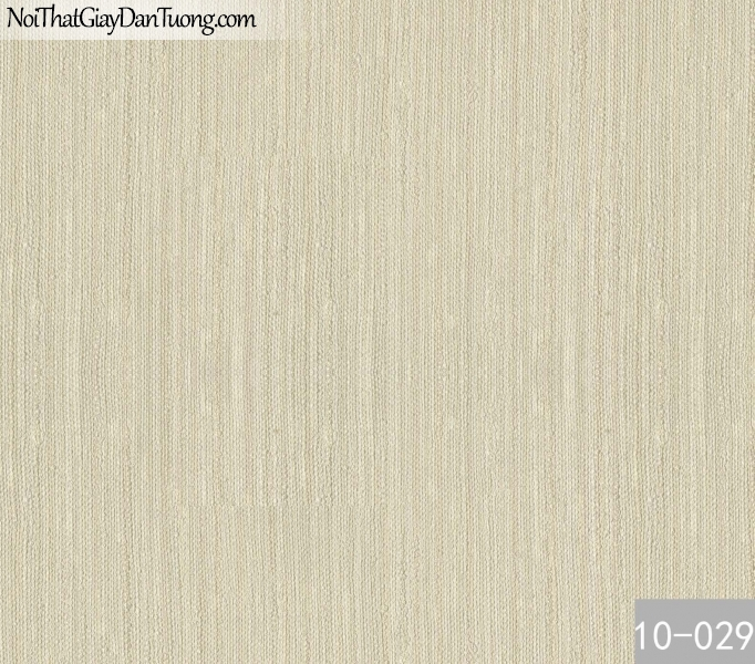 PLAIN, Giấy dán tường PLAIN 10-029, Giấy dán tường trơn, màu vàng nhạt, bán giấy dán tường ở quận 7