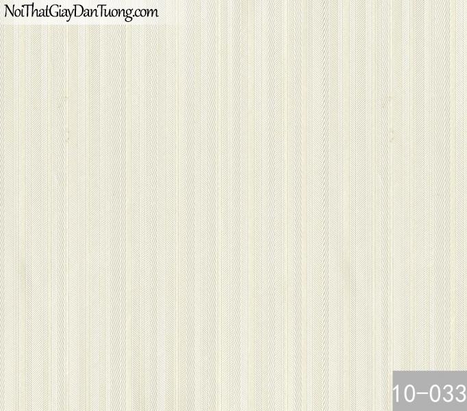 PLAIN, Giấy dán tường PLAIN 10-033, Giấy dán tường trơn, màu vàng cát, sọc nhỏ li ti, phù hợp với chung cư, nhà ở