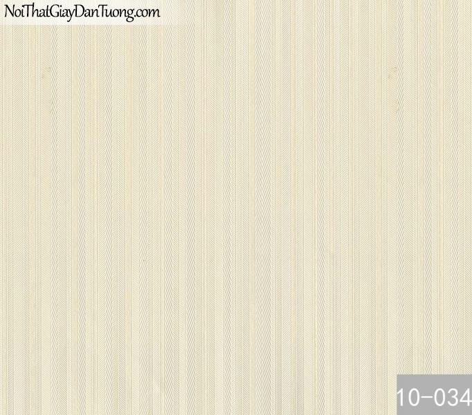 PLAIN, Giấy dán tường PLAIN 10-034, Giấy dán tường trơn, màu vàng kem, bán giấy dán tường ở quận 6