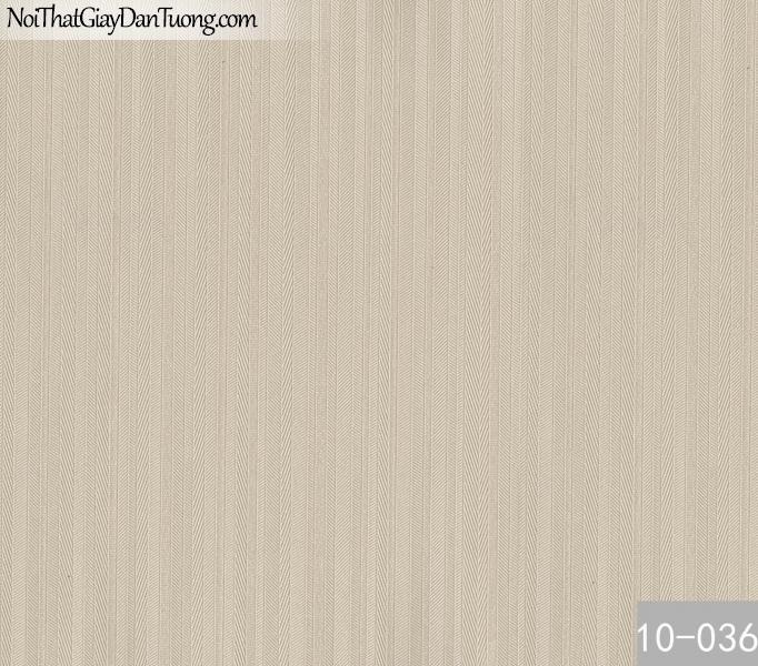 PLAIN, Giấy dán tường PLAIN 10-036, Giấy dán tường trơn, màu vàng nâu xám, bán giấy dán tường ở quận 8