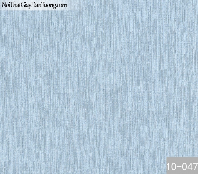 PLAIN, Giấy dán tường PLAIN 10-047, Giấy dán tường trơn, màu xanh nước biển, bán giấy dán tường ở Tân Bình