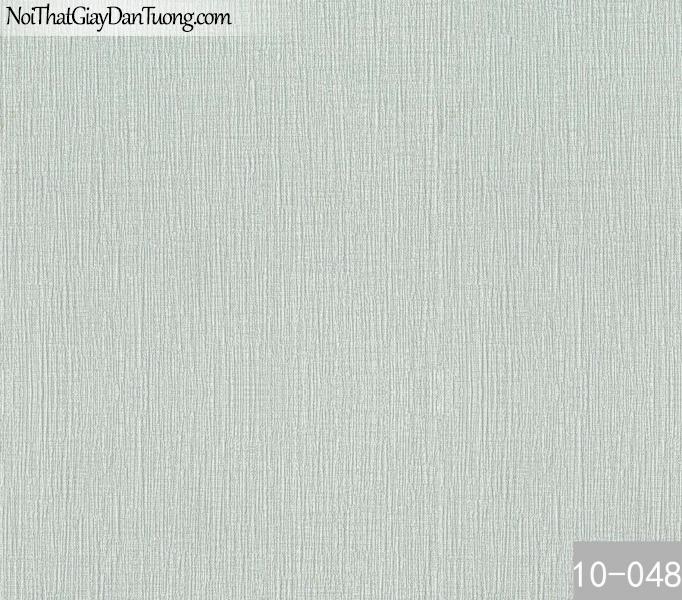 PLAIN, Giấy dán tường PLAIN 10-048, Giấy dán tường trơn, màu xanh nhạt lá cây, bán giấy dán tường ở quận 6
