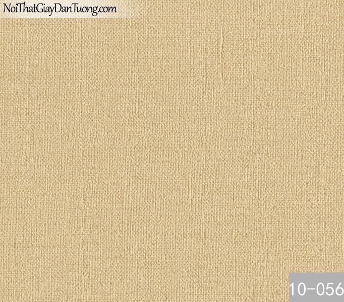 PLAIN, Giấy dán tường PLAIN 10-056, Giấy dán tường trơn, màu vàng, phù hợp với văn phòng, công ty