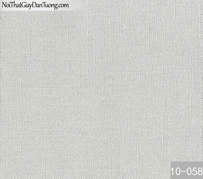 PLAIN, Giấy dán tường PLAIN 10-058, Giấy dán tường trơn, màu trắng nâu, bán giấy dán tường ở quận 7