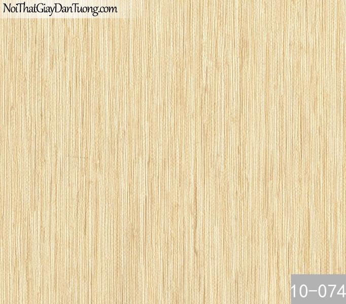 PLAIN, Giấy dán tường PLAIN 10-074, Giấy dán tường trơn, màu vàng cát, phù hợp với nhà hàng, cafe, trường học