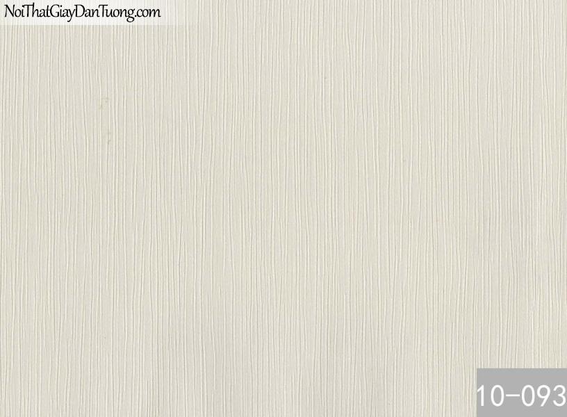 PLAIN, Giấy dán tường PLAIN 10-093, Giấy dán tường trơn, màu trắng sữa, bán giấy dán tường ở quận 7