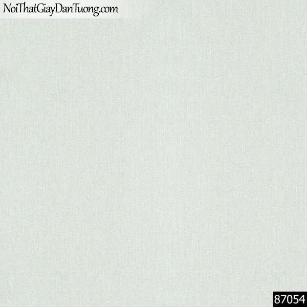 LAKIA, Giấy dán tường LAKIA 87054, Giấy dán tường màu xanh nhạt, giấy trơn, mịn, bán giấy dán tường ở quận 7