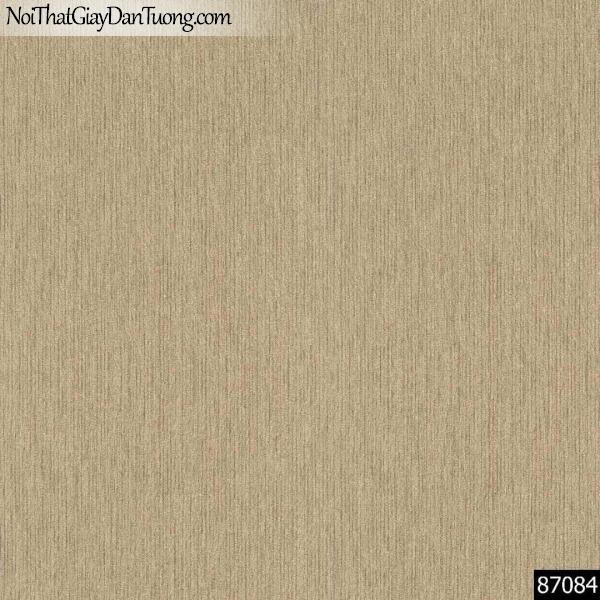 LAKIA, Giấy dán tường LAKIA 87084, Giấy dán tường màu vàng cát, gân nhỏ li ti, bán giấy dán tường ở quận Tân Bình