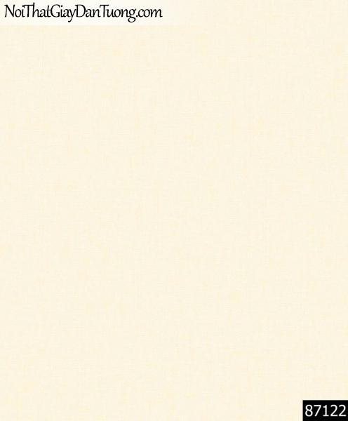 LAKIA, Giấy dán tường LAKIA 87122, Giấy dán tường màu vàng kem, giấy trơn, mịn, bán giấy dán tường ở quận 9