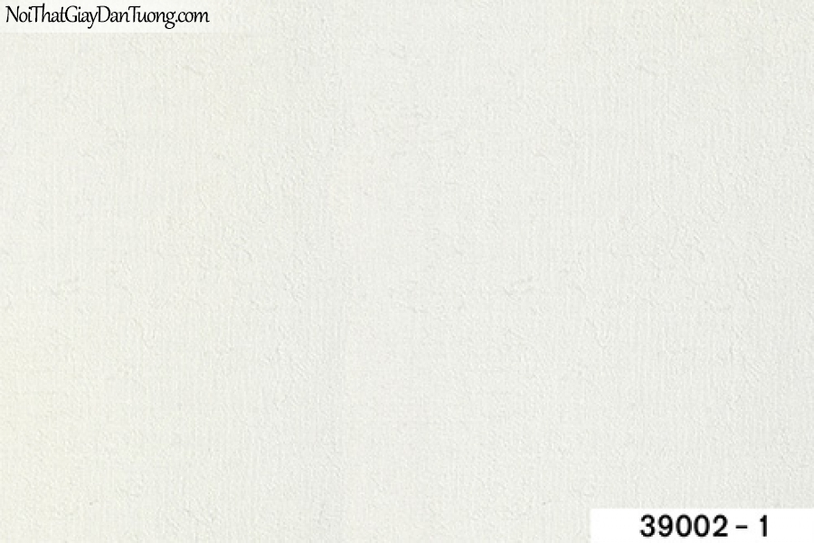 TITAN, Giấy dán tường TITAN 39002-1, Giấy dán tường trơn, mịn, màu trắng vanni, phù hợp với dự án, văn phòng,...
