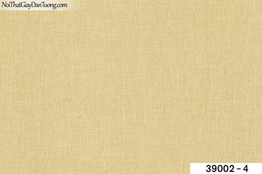 TITAN, Giấy dán tường TITAN 39002-4, Giấy dán tường trơn, mịn, màu vàng kem, bán giấy dán tường ở quận 10