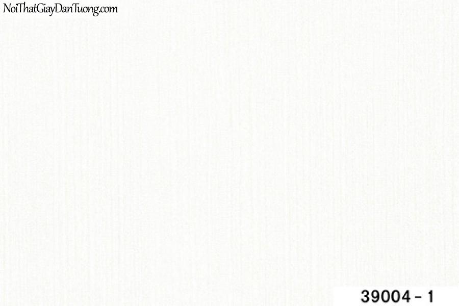 TITAN, Giấy dán tường TITAN 39004-1, Giấy dán tường trơn, mịn, màu trắng sữa, sang trọng, tinh tế