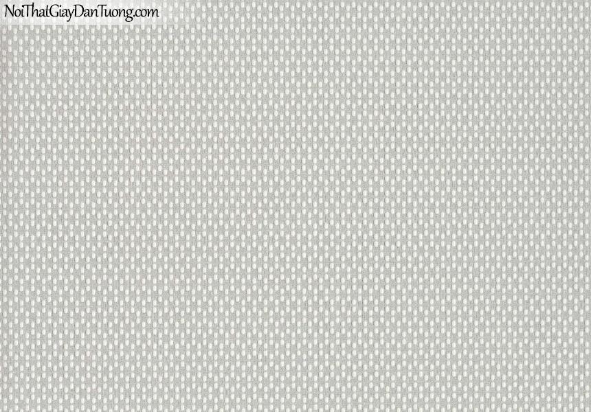 CHAMPANGE, Giấy dán tường CHAMPANGE 2631, Giấy dán tường gân nhỏ li ti, chấm bi nhỏ, màu trắng xám, bán giấy dán tường ở quận Bình Tân