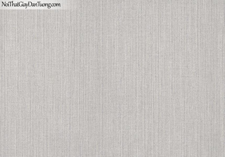 CHAMPANGE, Giấy dán tường CHAMPANGE 2683, Giấy dán tường gân nhỏ li ti, sọc xen kẽ, màu nâu xám, bán giấy dán tường ở quận 7