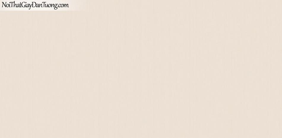 BOS 2018, Giấy dán tường Hàn Quốc 57164-11, giấy dán tường trơn, màu nâu cam hồng, nhẹ nhàng