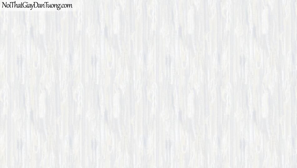 BOS 2018, Giấy dán tường Hàn Quốc 81108-1, giấy dán tường trơn, màu trắng xanh