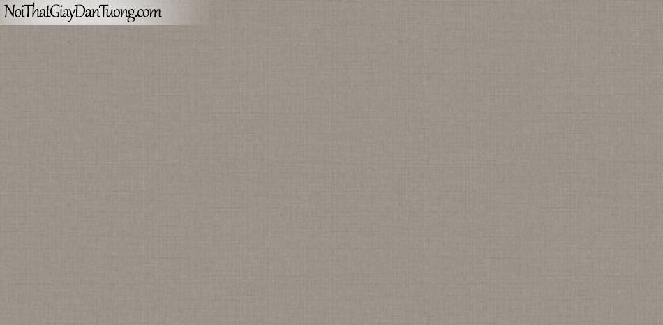 BOS 2018, Giấy dán tường Hàn Quốc 97398-7, giấy dán tường trơn, màu nâu đen, bán giấy dán tường ở quận 1