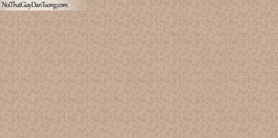 ELYSIA 2018, Giấy dán tường Hàn Quốc 70009-3, giấy dán tường chấm bi nhỏ li ti, nền cam đất, bán giấy dán tường ở quận 2