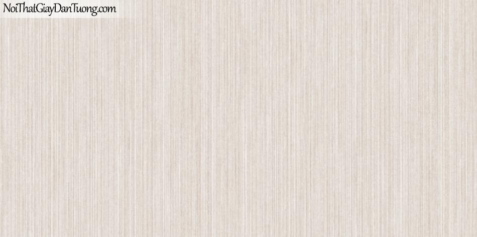 ELYSIA 2018, Giấy dán tường Hàn Quốc 70016-3, giấy dán tường sọc đứng, gân nhỏ li ti, màu cam hồng