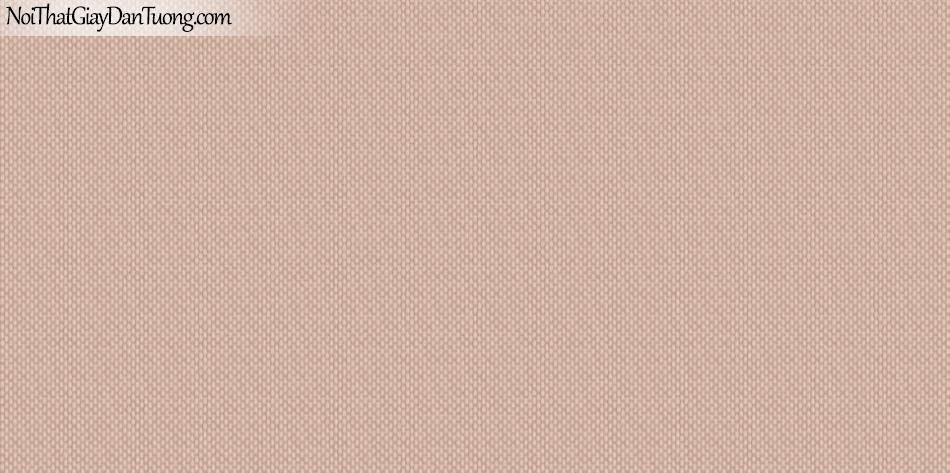ELYSIA 2018, Giấy dán tường Hàn Quốc 70018-3, giấy dán tường gân nhỏ li ti, chấm bi, màu cam hồng, bán giấy dán tường ở quận 6