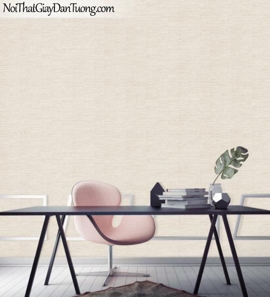 ELYSIA 2018, Giấy dán tường Hàn Quốc 70023-2 PC, giấy dán tường sọc, gân nhỏ, màu cam hồng, phối cảnh
