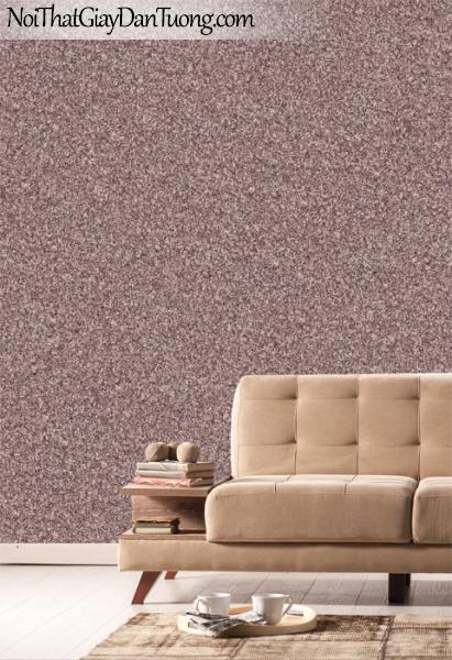 Giấy dán tường Natural Hàn Quốc 87024-6 PC, giả gạch, giả đá, giả gỗ 3D, giấy dán tường giả gạch, màu tím xám, phối cảnh