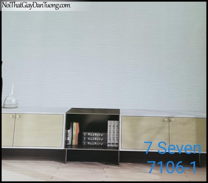 7 SEVEN, 7SEVEN, Giấy dán tường Hàn Quốc 7106-1 (2) PC, giấy dán tường 3D gân nhỏ, giả đá, giả gỗ, giả gạch, phối cảnh
