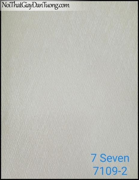 7 SEVEN, 7SEVEN, Giấy dán tường Hàn Quốc 7109-2, giấy dán tường 3D gân nhỏ, giả đá, giả gỗ, giả gạch, màu nâu xám
