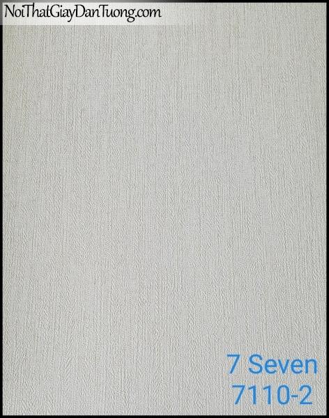 7 SEVEN, 7SEVEN, Giấy dán tường Hàn Quốc 7110-2, giấy dán tường 3D gân nhỏ, giả đá, giả gỗ, giả gạch, màu nâu xám