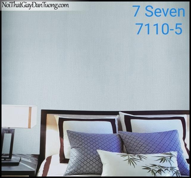 7 SEVEN, 7SEVEN, Giấy dán tường Hàn Quốc 7110-5 (2) PC, giấy dán tường 3D gân nhỏ, giả đá, giả gỗ, giả gạch, màu nâu xám, phối cảnh