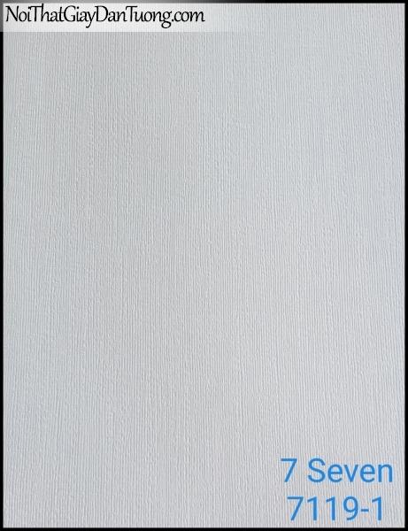 7 SEVEN, 7SEVEN, Giấy dán tường Hàn Quốc 7119-1, giấy dán tường 3D gân nhỏ, giả đá, giả gỗ, giả gạch, màu nâu xám