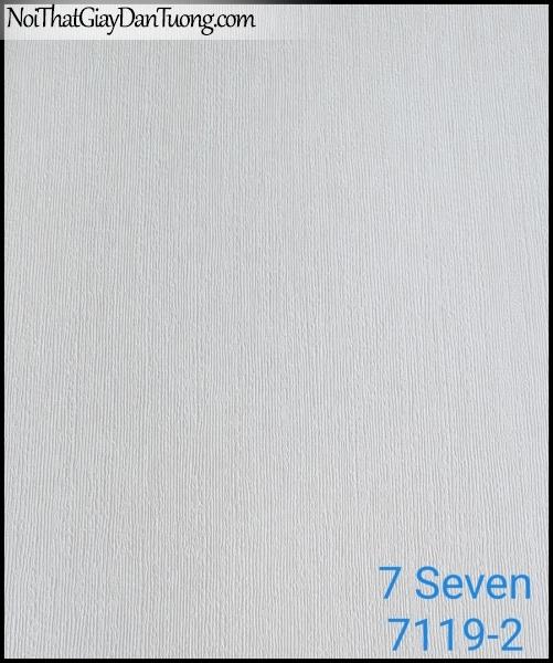 7 SEVEN, 7SEVEN, Giấy dán tường Hàn Quốc 7119-2, giấy dán tường 3D gân nhỏ, giả đá, giả gỗ, giả gạch, màu nâu xám