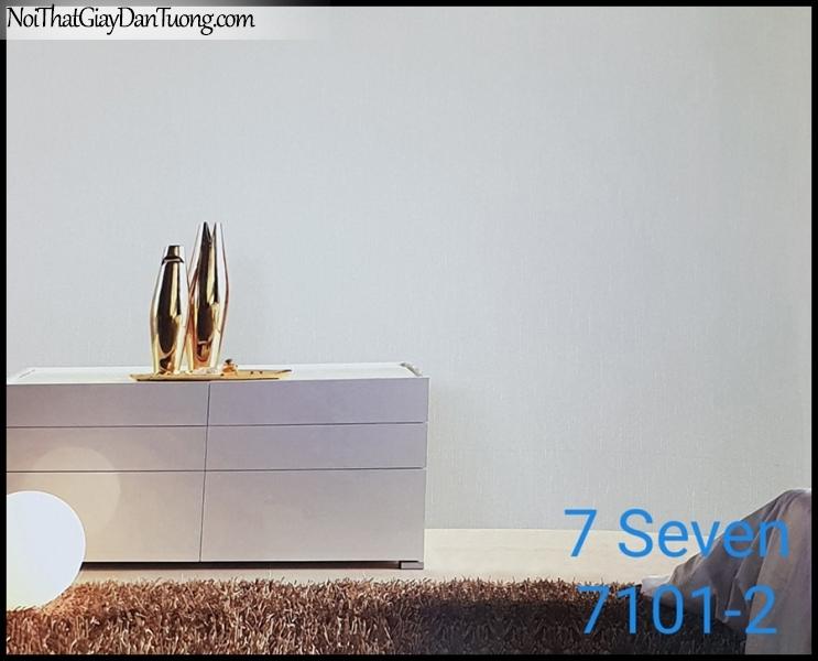 7 SEVEN, Giấy dán tường Hàn Quốc 7101-2 PC, gân nhỏ, sọc li ti, màu xám, phù hợp với dự án, văn phòng, công ty, phối cảnh