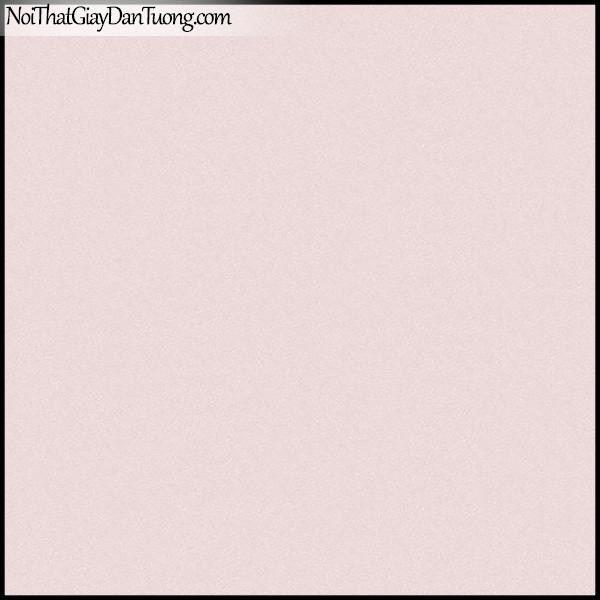 PLENUS, Giấy dán tường Hàn Quốc 2614-3, Giấy dán tường gân nhỏ, màu hồng kem
