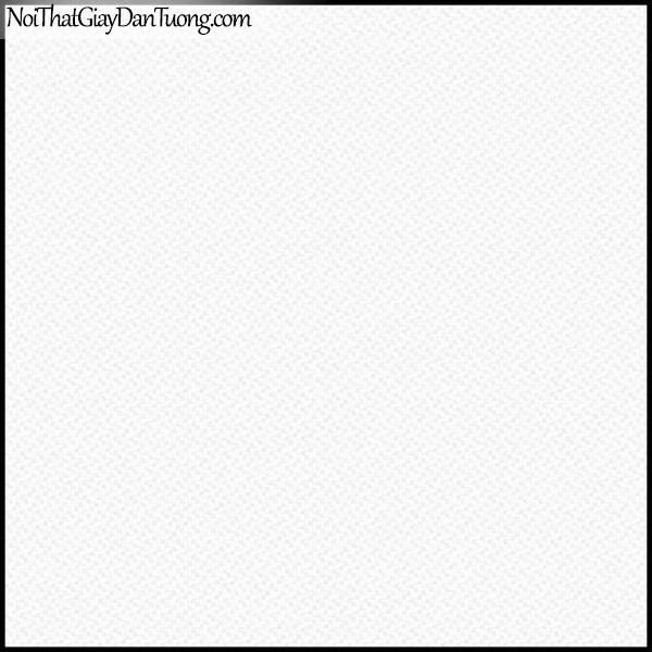PLENUS, Giấy dán tường Hàn Quốc 2617-1, Giấy dán tường sọc nhỏ, gân li ti, màu trắng sữa