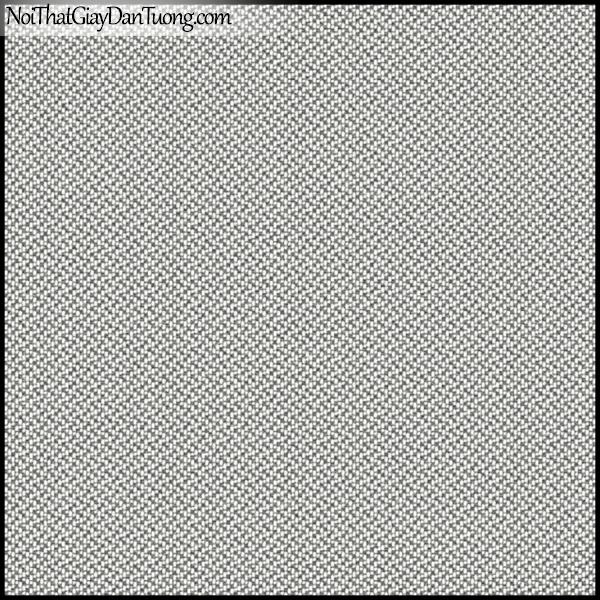 PLENUS, Giấy dán tường Hàn Quốc 2617-4, Giấy dán tường sọc nhỏ, gân li ti, màu đen trắng