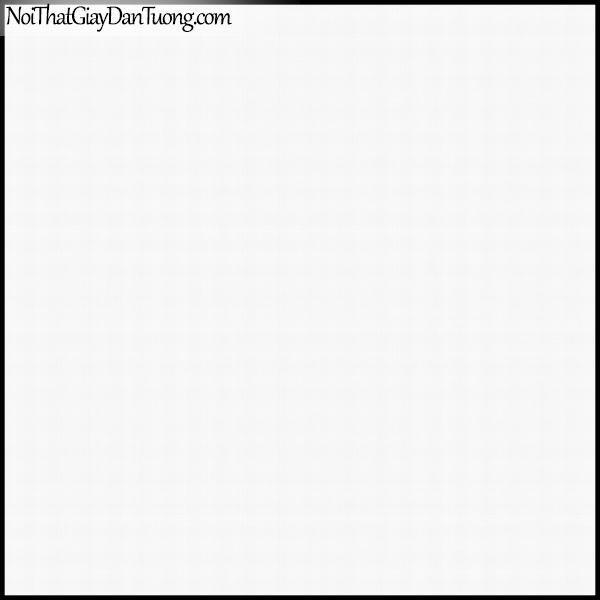 PLENUS, Giấy dán tường Hàn Quốc 2619-1, Giấy dán tường sọc nhỏ, gân li ti, màu trắng sữa