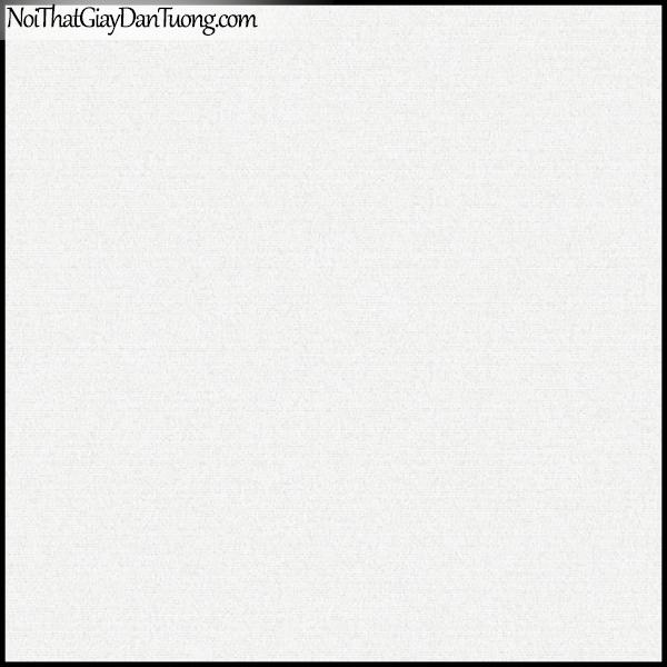PLENUS, Giấy dán tường Hàn Quốc 2627-1, Giấy dán tường sọc nhỏ, gân li ti, màu trắng sữa
