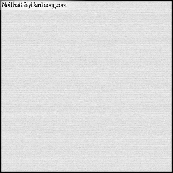 PLENUS, Giấy dán tường Hàn Quốc 2627-2, Giấy dán tường sọc nhỏ, gân li ti, màu trắng xám