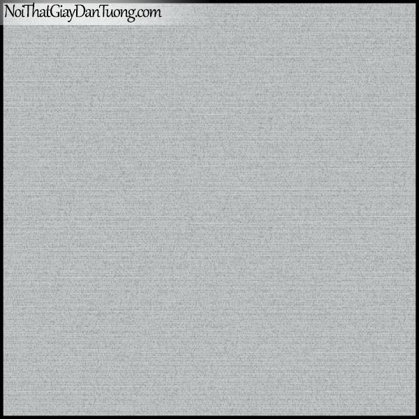 PLENUS, Giấy dán tường Hàn Quốc 2627-4, Giấy dán tường sọc nhỏ, gân li ti, màu nâu xám