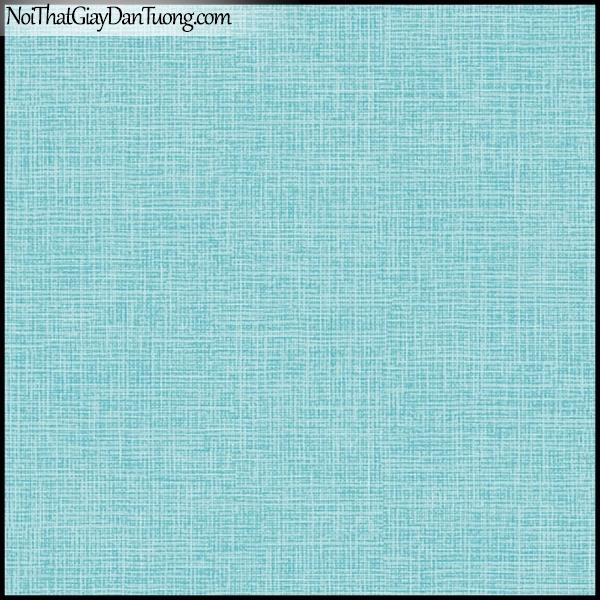 PLENUS, Giấy dán tường Hàn Quốc 2629-5, Giấy dán tường sọc nhỏ, gân li ti, màu xanh