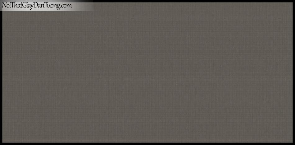 STAY, Giấy dán tường Hàn Quốc 414-4, Giấy dán tường sọc nhỏ, gân li ti, màu đen xám