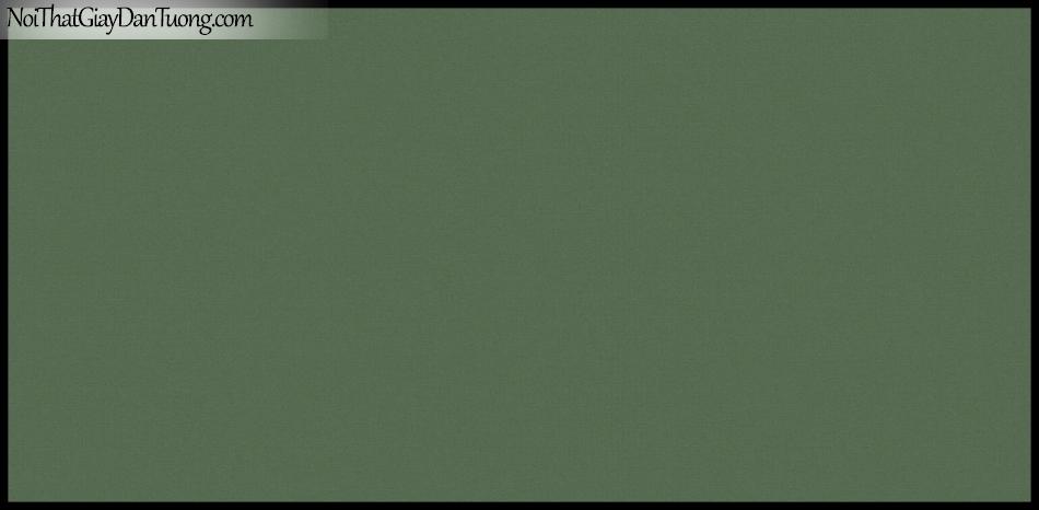 STAY, Giấy dán tường Hàn Quốc 418-5, Giấy dán tường trơn, mịn, màu xanh đen