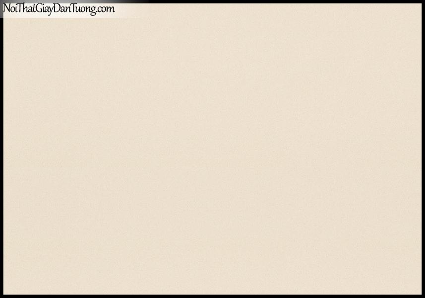 STAY, Giấy dán tường Hàn Quốc 419-5, Giấy dán tường giả gạch, gân nhỏ, màu vàng kem