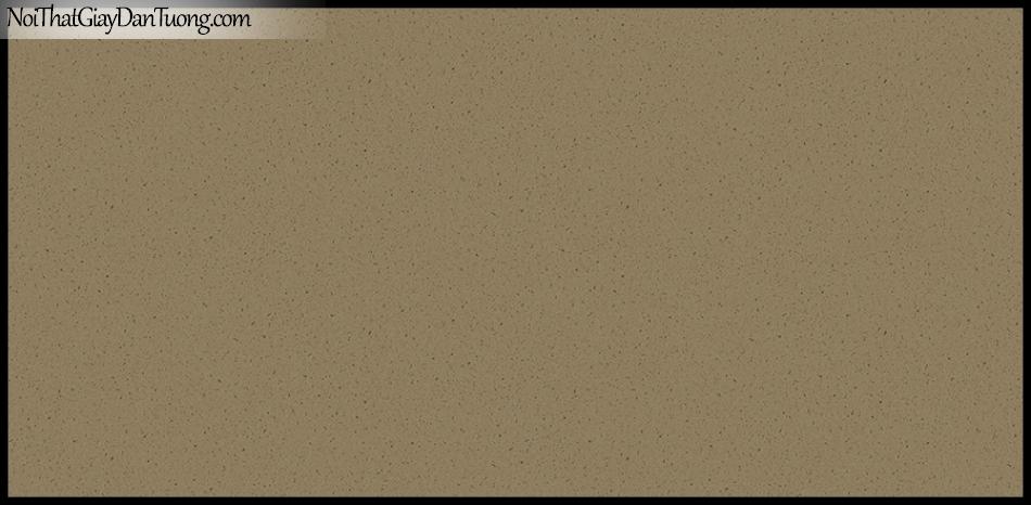 STAY, Giấy dán tường Hàn Quốc 422-4, Giấy dán tường 3D giả gạch, sọc nhỏ, gân li ti, màu nâu đất
