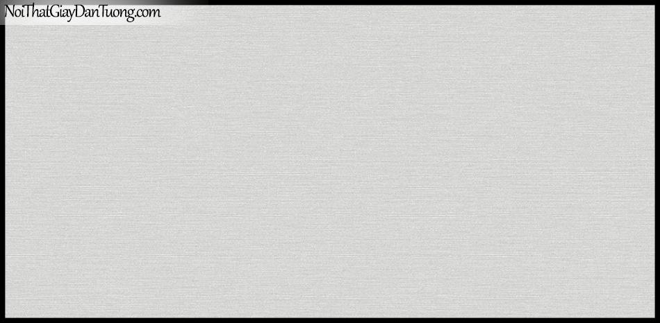 STAY, Giấy dán tường Hàn Quốc 424-3, Giấy dán tường 3D giả gạch, sọc nhỏ ngang, gân li ti, màu nâu xám