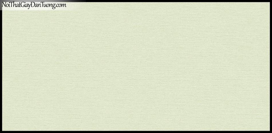 STAY, Giấy dán tường Hàn Quốc 424-6, Giấy dán tường 3D giả gạch, sọc nhỏ ngang, gân li ti, màu xanh lá mạ non